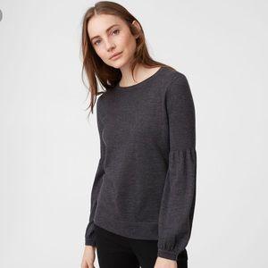 Club Monaco Clayre Merino Wool Sweater